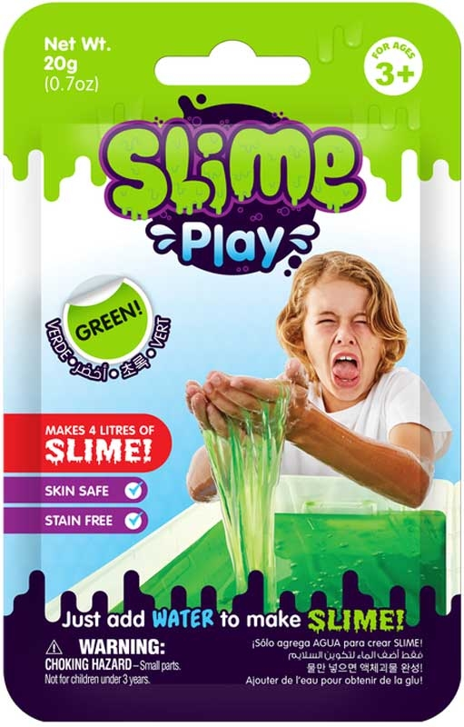Wholesalers of Slime Play Foil Bags toys