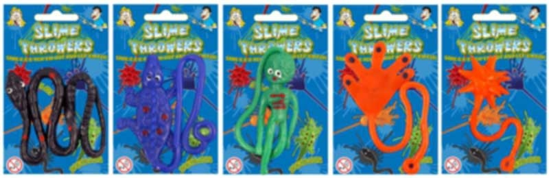 Wholesalers of Slime Throwers 18-28cm Asst toys