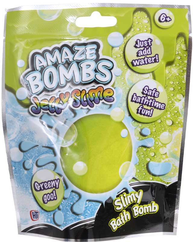 Wholesalers of Slimy Bath Bomb toys