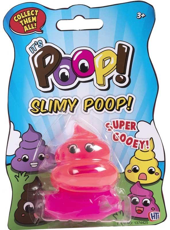 Wholesalers of Slimy Poop toys