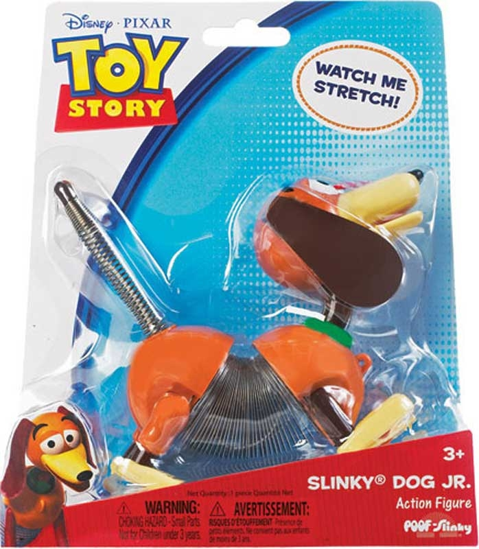 Wholesalers of Slinky Dog Junior toys