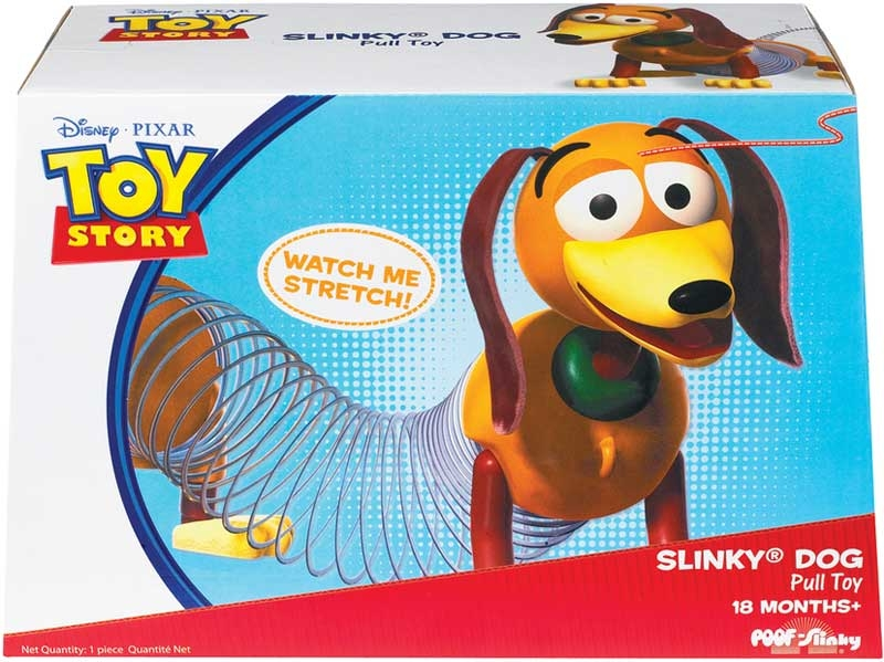 Wholesalers of Slinky Dog toys