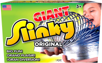 Wholesalers of Slinky Giant Metal toys image