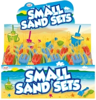 Wholesalers of Small 5 Piece Sand Set toys image