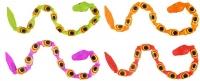 Wholesalers of Snake Sneeky 37cm toys image