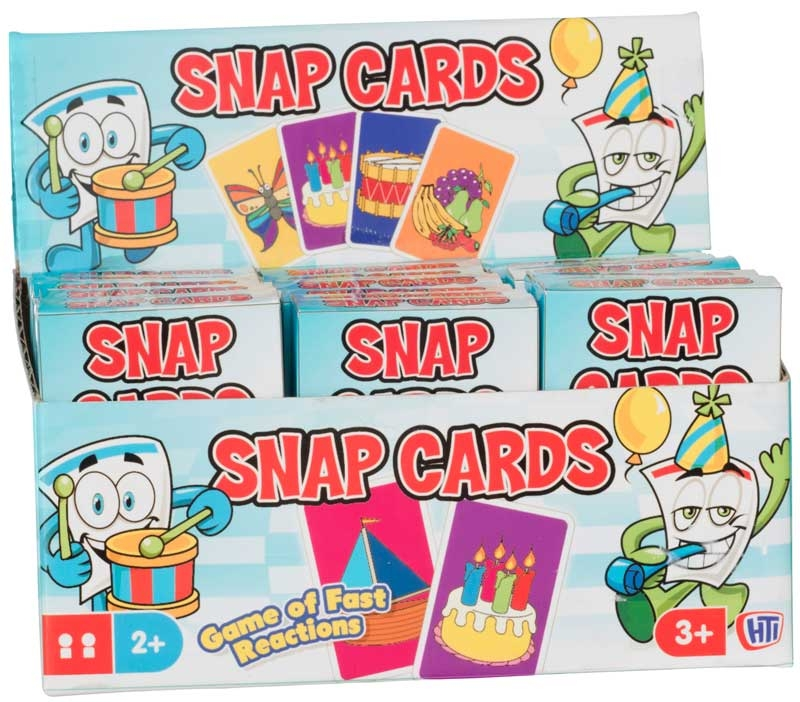 Wholesalers of Snap Cards toys