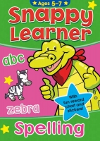 Wholesalers of Snappy Learner (5-7) - Spelling toys image