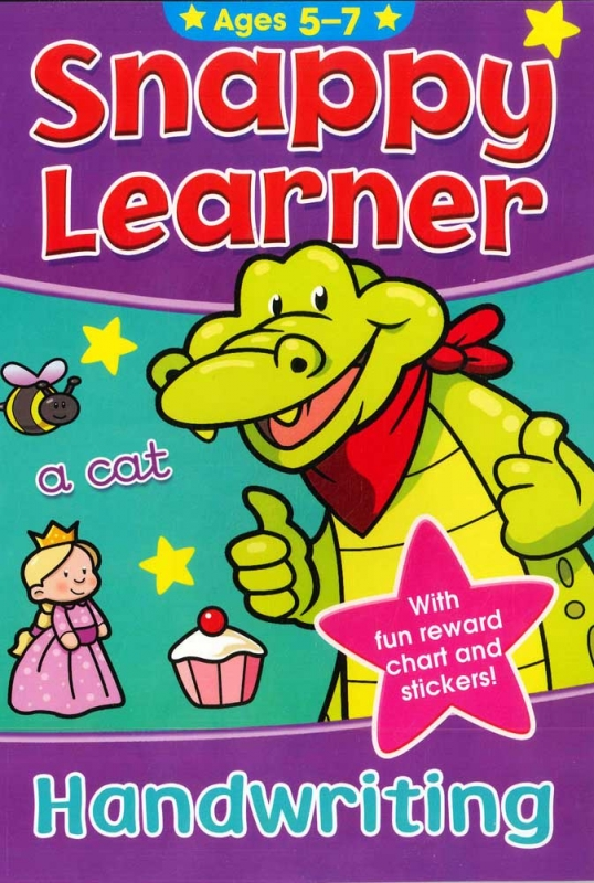 Wholesalers of Snappy Learners - Handwriting toys