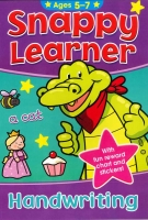 Wholesalers of Snappy Learners - Handwriting toys image