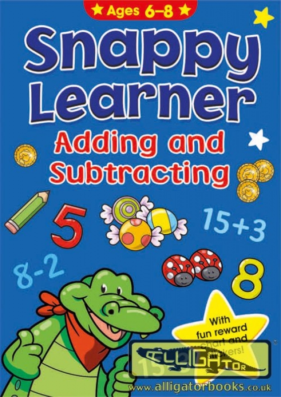 Wholesalers of Snappy Learners Adding And Subtracting toys