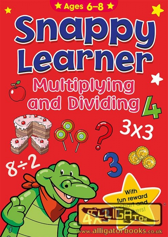 Wholesalers of Snappy Learners Multiply And Divide toys