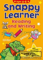 Wholesalers of Snappy Learners Reading And Writing toys image
