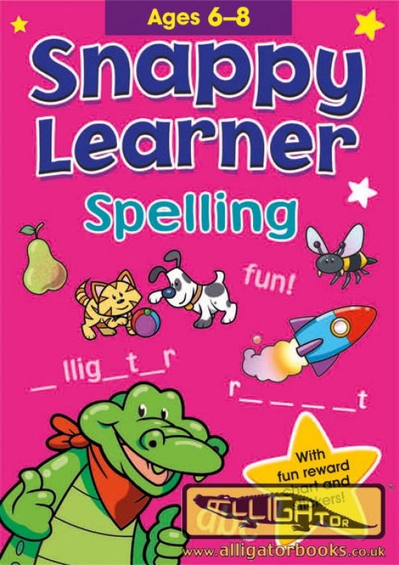 Wholesalers of Snappy Learners Spelling toys