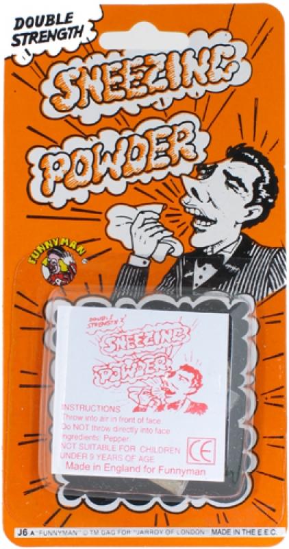 Wholesalers of Sneezing Powder toys
