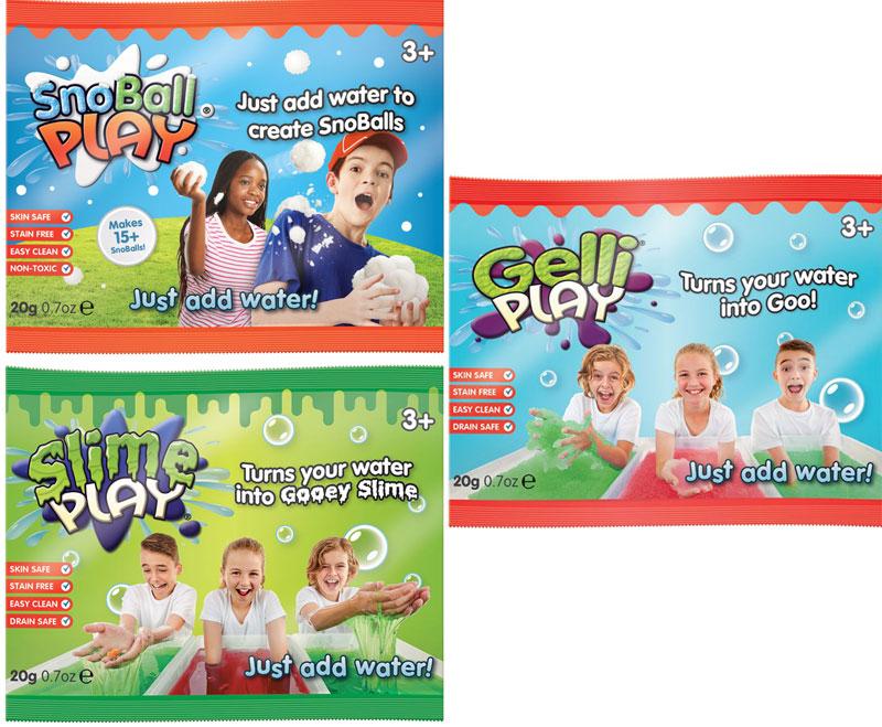 Wholesalers of Foil Bag Asst toys