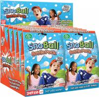 Wholesalers of Snoball Battle Pack 4 Pack - 80g toys image 2