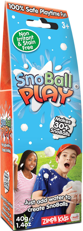 Wholesalers of Snoball Play- 40g toys