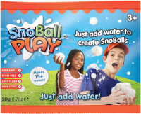 Wholesalers of Snoball Play Foil Bags - 20g toys Tmb