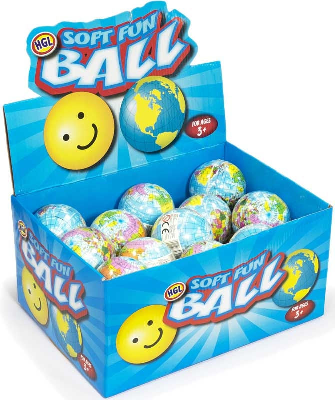 Wholesalers of Soft Fun Ball toys