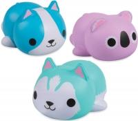 Wholesalers of Soft N Slo Squishies Animal Pals Mega toys image