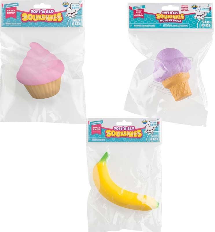 Soft N/'Slo Squishy-Soft Sweet Shop Squishy-dimensioni più grandi Ultra