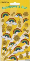 Wholesalers of Rainbows Theme Stickers toys image