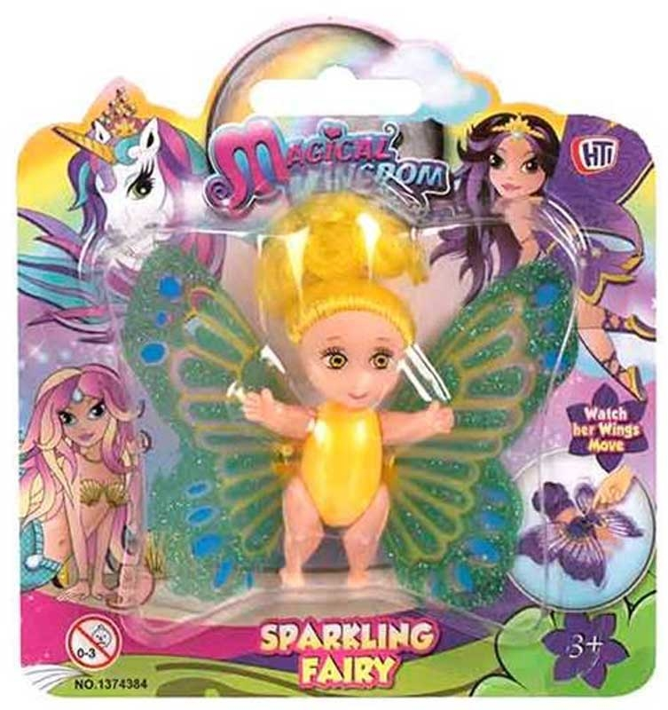 Wholesalers of Sparkling Fairy toys
