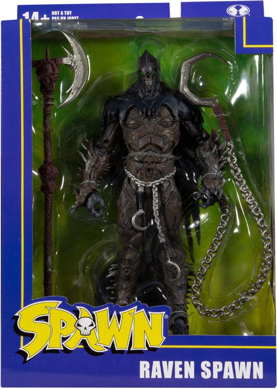 Wholesalers of Spawn - Raven Spawn toys
