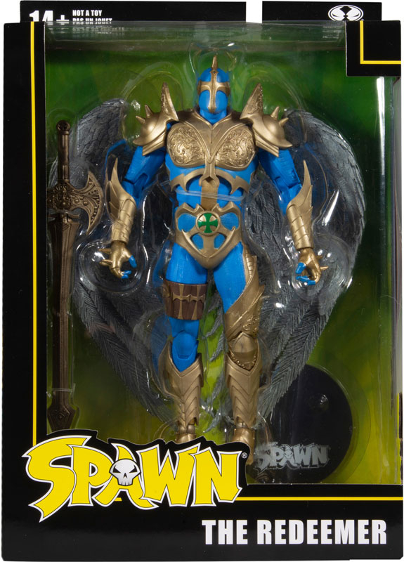 Wholesalers of Spawn - Redeemer toys