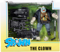 Wholesalers of Spawn Deluxe Set - The Clown toys image