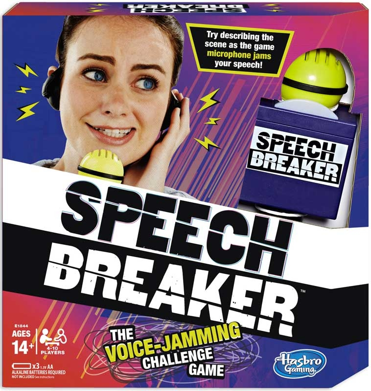 Wholesalers of Speech Breaker toys