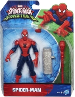 Wholesalers of Spider-man 6inch Figure Asst toys image