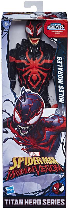 Wholesalers of Spider-man Max Venom Titan Miles Morales toys