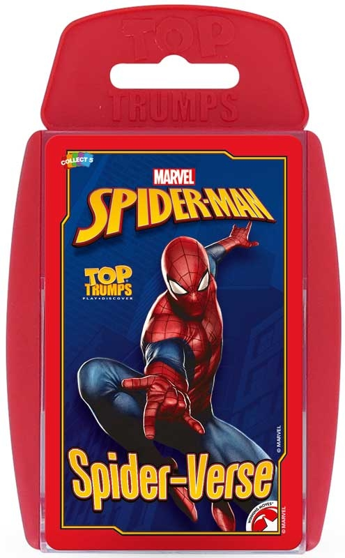 Wholesalers of Top Trumps - Spiderman toys