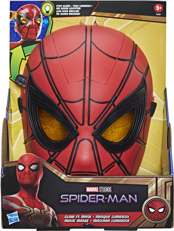 Wholesalers of Spiderman 3 Movie Feature Mask Spy toys