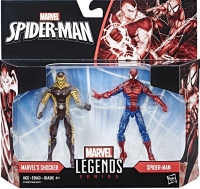 Wholesalers of Spiderman 3.75inch Legends Movie Packs Asst toys image