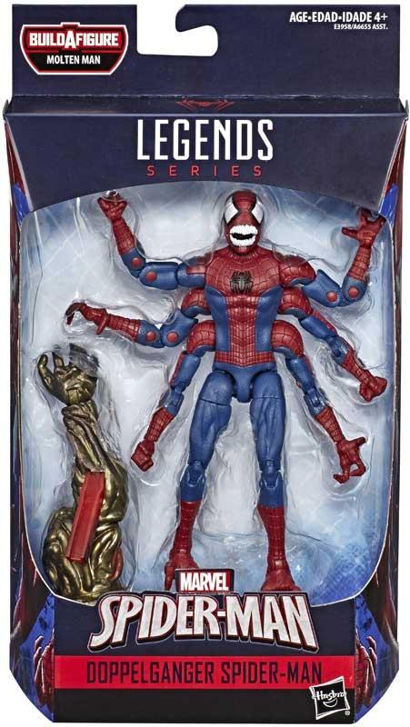 Wholesalers of Spiderman Legends Demogoblin Spider-man toys