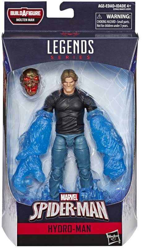 Wholesalers of Spiderman 6 Inch Infinite Legends 14 toys