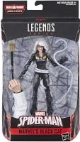 Wholesalers of Spiderman 6 Inch Infinite Legends Black Cat toys image