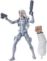 Wholesalers of Spiderman 6 Inch Infinite Legends Silver Sable toys image 2