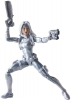 Wholesalers of Spiderman 6 Inch Infinite Legends Silver Sable toys image 3