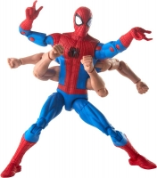 Wholesalers of Spiderman 6 Inch Infinite Legends Six Arm Spiderman toys image 2