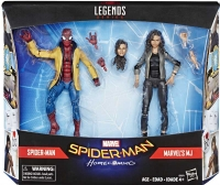 Wholesalers of Spiderman 6in Legends Homecoming 2 toys image