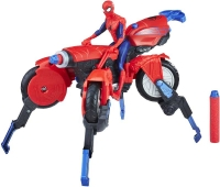 Wholesalers of Spiderman 6in Spider Cycle toys image 2