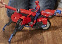 Wholesalers of Spiderman 6in Spider Cycle toys image 3