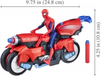 Wholesalers of Spiderman 6in Spider Cycle toys image 4