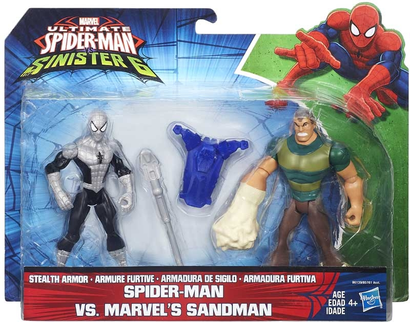 Wholesalers of Spiderman 6inch Web City Battle Pack toys