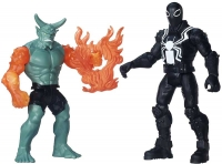 Wholesalers of Spiderman 6inch Web City Battle Pack toys image 2
