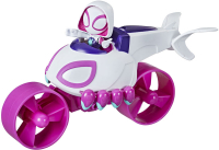 Wholesalers of Spiderman Amazing Friends 2 In 1 Copter Cycle toys image 3