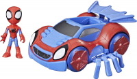 Wholesalers of Spiderman Amazing Friends 2 In 1 Web Crawler toys image 2